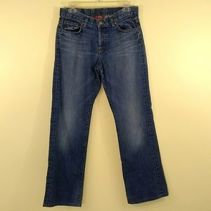 Lucky Brand Victory Rider High-rise Jeans Size 6